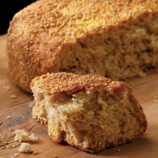 Crunchy-Munchy Corn & Millet Bread.