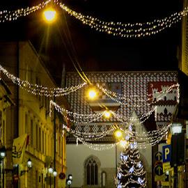 Zagreb ,Gornji Grad by Dunja Kolar - City,  Street & Park  Historic Districts ( gornji grad, croatia, zagreb )