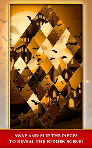 玩免費解謎APP 下載Hidden Scenes Halloween House app不用錢 硬是要APP