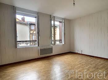 Appartement 2 pièces 51,52 m2
