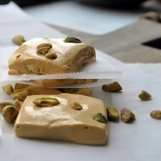 Gaz - Persian Nougat Marshmallow Candy with Pistachios