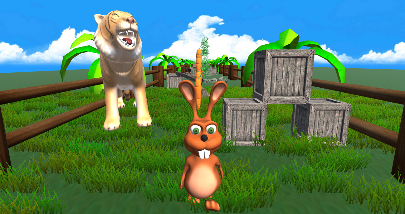 Run Rabbit Run- screenshot