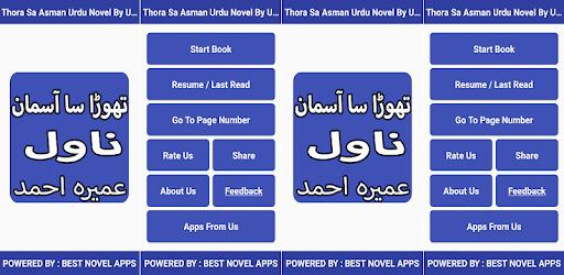 Thora Sa Aasman Complete Novel Pdf