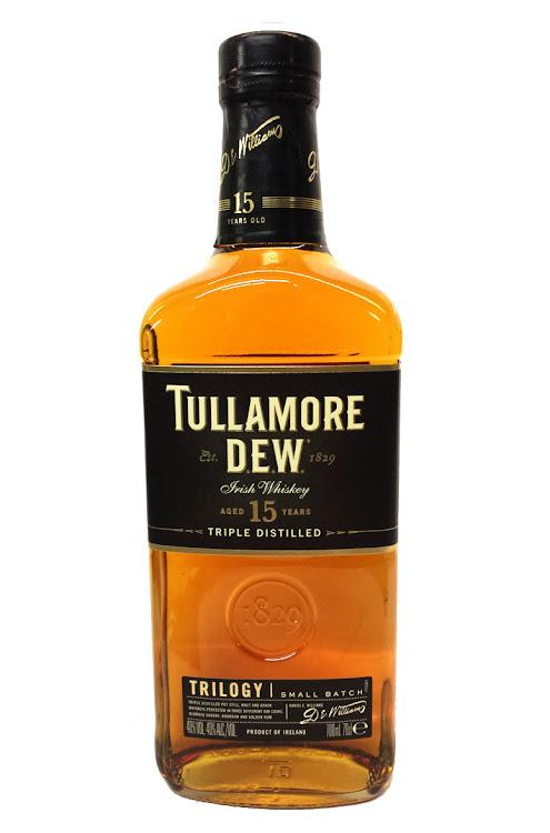 Logo for Tullamore Dew 15 Yr.