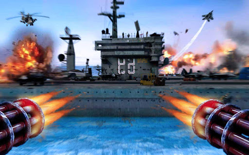 Code Triche Navy Gunner Legend War Shoot  APK MOD (Astuce) screenshots 2