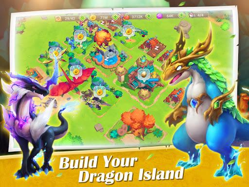 Dragon Tamer apktram screenshots 8