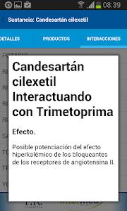 PR Vademécum Informed screenshot 4