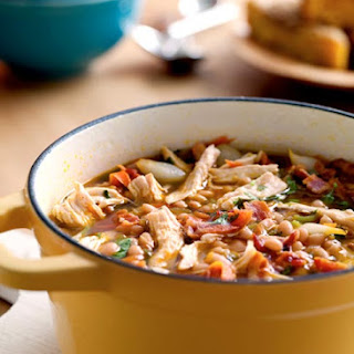 White Bean and Chicken Chili.