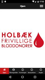 Download Holbæk Frivillige Bloddonorer For PC Windows and Mac apk screenshot 1