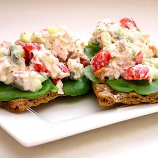 Lightened-up Summer Chicken Salad