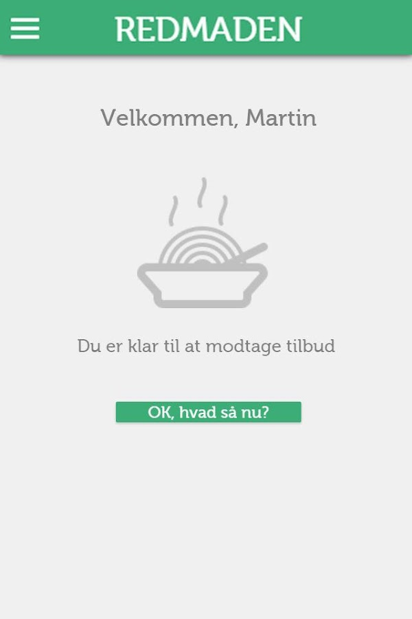 RedMaden (rescue the food)- screenshot