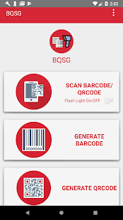 Barcode & QR code  Scanner & Generator(All in One) 1