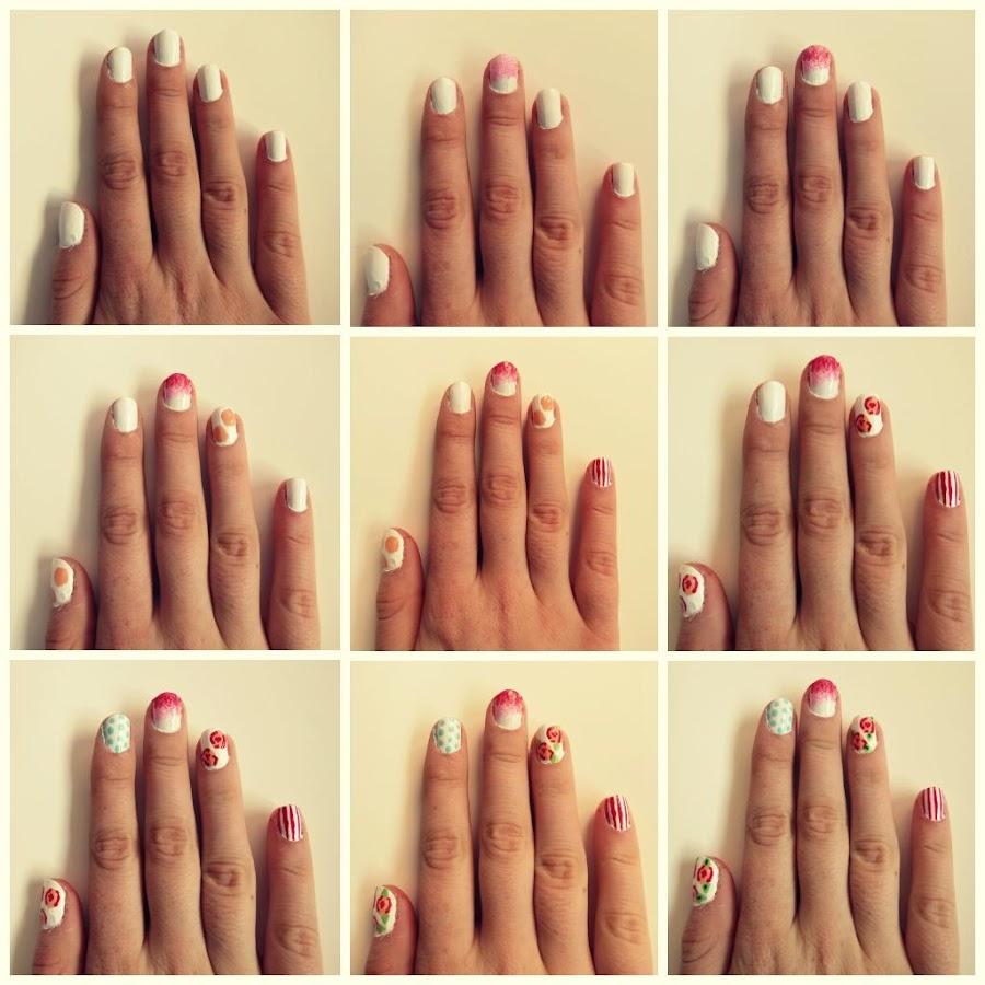 Nail Art Screenshot