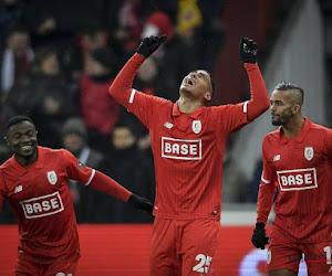 Le RFC Liège a battu une équipe remaniée du Standard