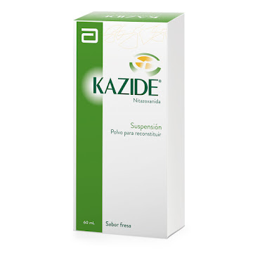 Kazide 100mg Suspensión