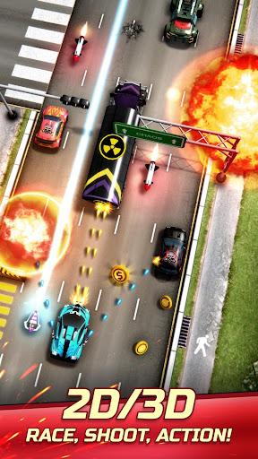 Chaos Road: Combat Racing  screenshots 1