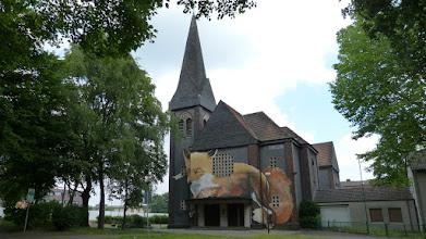 "Photo: St. Barbara Kirche; ZUKCLUB  ""FOX -The Sleeping Hunter"" (2015)"