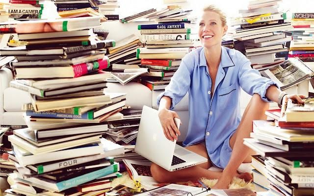 Gwyneth Paltrow Themes & New Tab