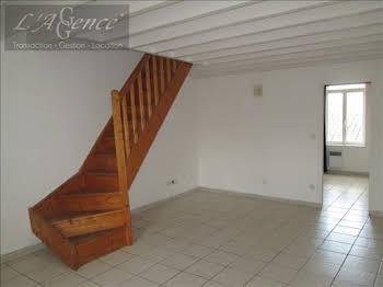 Appartement 2 pièces 59,32 m2
