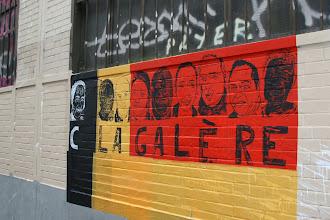 Photo: Street art - -Paris XIe - rue Oberkampf