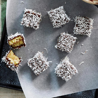 Quick and Easy Mini Lamingtons