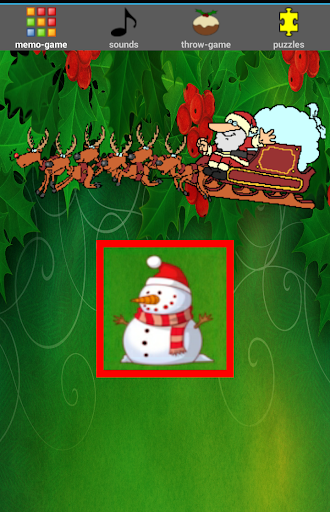 Christmas Games: Kids - FREE