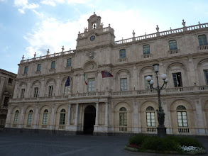 Photo: Catania, Gymnasium