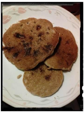 warm your tummy pancakes