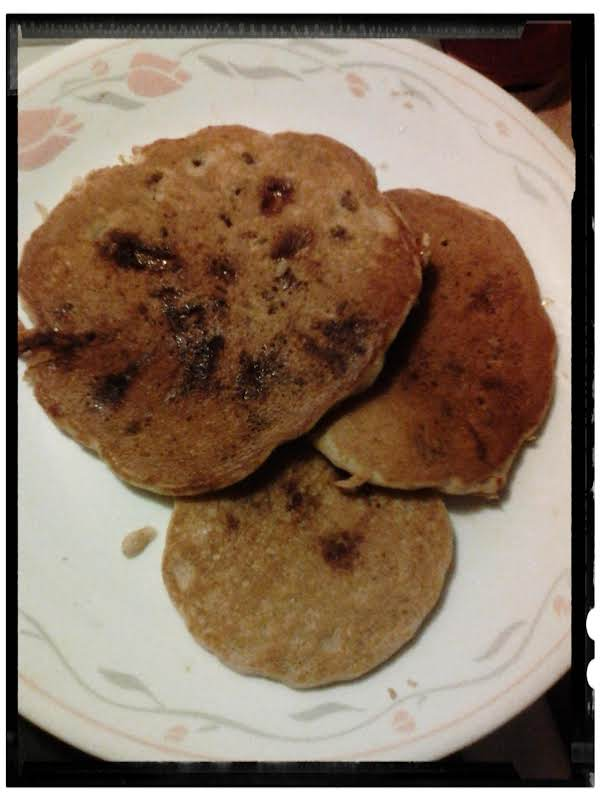 Warm Your Tummy Pancakes Recipe