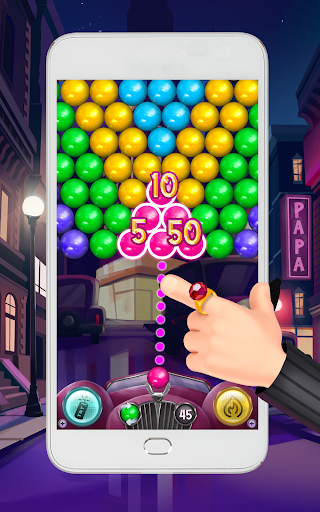 Download Mafia Bubbles MOD APK 4