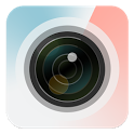 KVAD Camera +: best selfie app, cute selfie, Grids icon