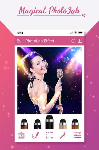 Magical Photolab : Photo Art Picture Editor 1.0 screenshots 2