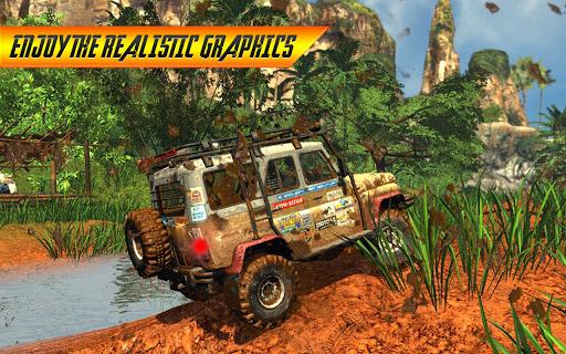 Off road 4X4 Jeep Racing Xtreme 3D 1.3.0 screenshots 9