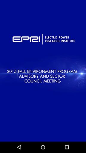 EPRI Events