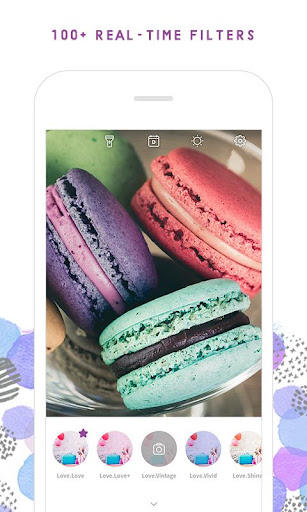 Macaron Cam - Photo Editor/Video Recording 2.7.5 screenshots 1