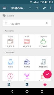KeepFinance: Expense manager 1.7.4.3 Mod + Data Download 2