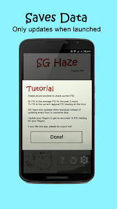 SG Haze (Ad Free) screenshot 8