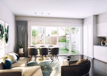 Appartement 4 pièces 85,74 m2