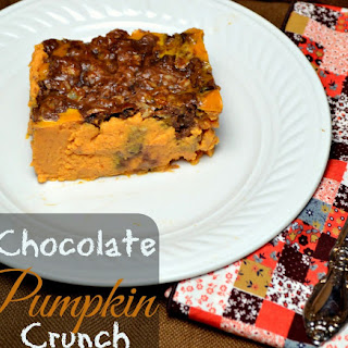 Chocolate Pumpkin Crunch