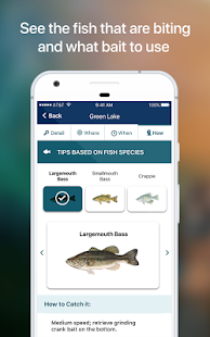 Netfish - Fishing Forecast App- screenshot thumbnail