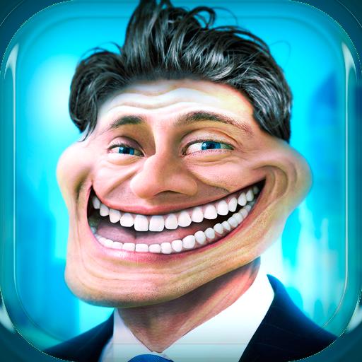 Troll Face LOGO-APP點子