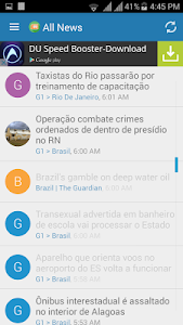 Brazil News screenshot 6