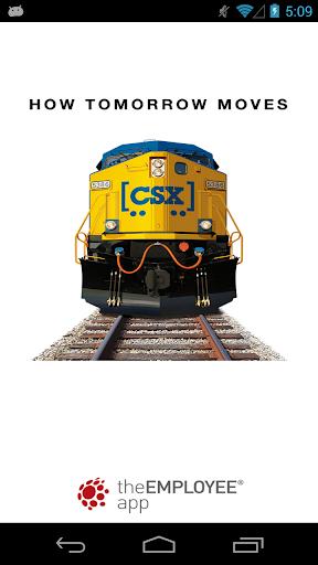 CSX Employee App