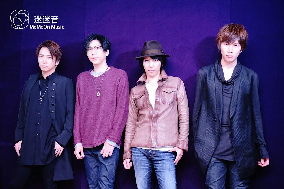 【迷迷訪問】日本人氣樂團 SID 睽違五年來台 搞笑說想開拉麵店發展副業
