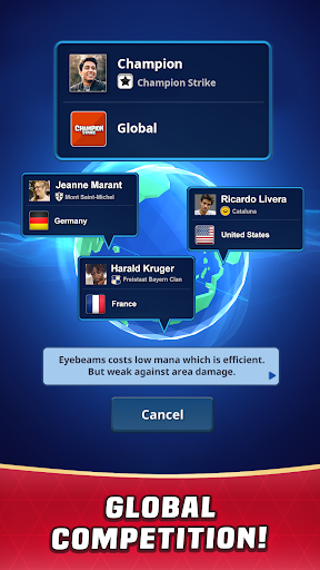 Champion Strike: Hero Clash Battle Arena apkmr screenshots 6