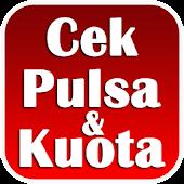 Cek Pulsa & Kuota