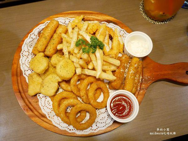 端陽邀月複合式餐廳~餐點豐富多樣化、口味好吃,平日用餐不限時非常適合聚會