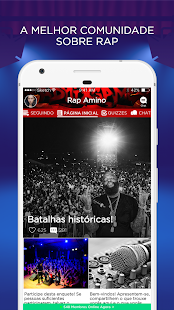 Rap Amino em Português - náhled