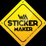 Make Stickers For WhatsApp - Sticker Maker App Report on
