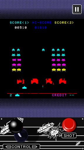 SPACE INVADERS screenshot